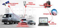 Мониторинг транспорта GPS/Глонас