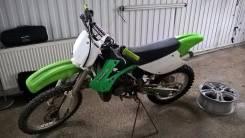 Kawasaki KX 85, 2011