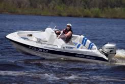 Стеклопластиковая моторная лодка Bester-480 open