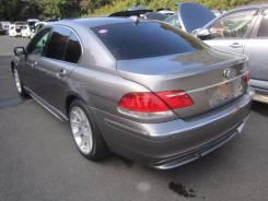 Уплотнитель крышки багажного отсека. BMW 7-Series, E65, E66 N62, N62B36, N62B40, N62B44, N62B48