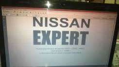 Книга по ремонту и обслуживанию Nissan Expert С 1999-2007
