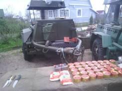 КП - 130 ПОЛЕВАЯ КУХНЯ, 1997