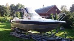 Каютный катер Silver Shark WA 605
