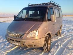 ГАЗ 2217 Баргузин 4WD, 2005
