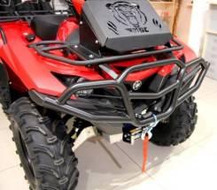Бампер передний для квадроциклов Yamaha Kodiak/ Grizzly 700/550