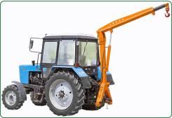 Манипулятор навесной гидравлический для тракторов