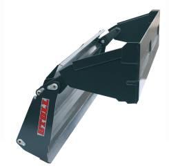 Ковш челюстной (грейферный) Stoll (Штоль) 4 в 1 для фронтального погру