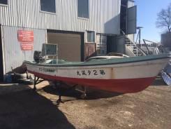 Лодка с подвесным мотором nissan 4 тактный подвесной мотор 2003 г,