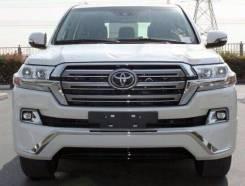 Обвес Executive (Middle EAST) на Toyota LAND Cruiser 200 2016