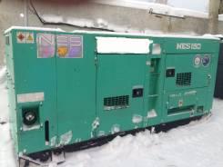 Дизельная электростанция (генератор) Япония Nippon Sharyo NES150SHE