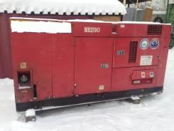 Дизельная электростанция (генератор) Япония Nippon Sharyo NES90SHE