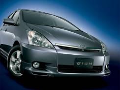 Светодиодная подсветка номера Toyota Caldina 246, Toyota Wish 10