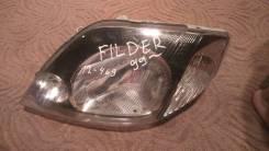 Оптика Передняя королла Филдер 99г.