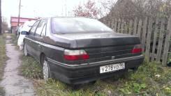 Крышка багажника. Peugeot 605