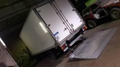 Качественая установка аппарели, на любой грузовик.