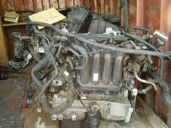 Двигатель в сборе. Mazda Axela, BK5P ZYVE