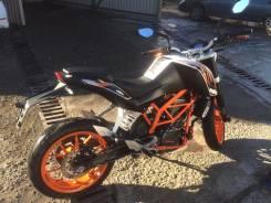 KTM 390 Duke, 2014