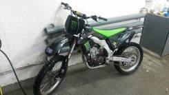 Kawasaki KX 450F. 450куб. см., исправен, птс, с пробегом