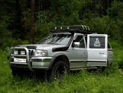 Шноркель для Ford Ranger PJ/PK 01/2007-2011 дизель/ Mazda B2500
