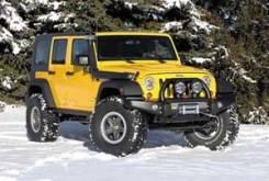 Шноркель. Jeep Wrangler, JK