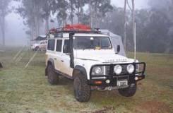 Шноркель  Land Rover Defender TD5 1999-on Diesel TD5 turbo intercooled