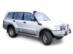 Шноркель. Mitsubishi Pajero, V63W, V65W, V68W, V73W, V75W, V77W, V78W, V60 4M41, 6G72, 6G74