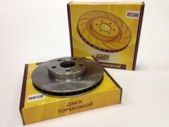 Тормозной диск LASP передний Toyota Allion/Caldina/Corona
