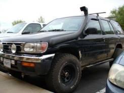 Шноркель. Nissan: Diesel, Pathfinder, Terrano, Navara, Mistral, Terrano II, Terrano2