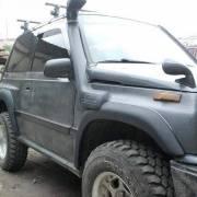 Шноркель. Suzuki Escudo, AT01W, TA01R, TA01V, TA01W, TA11W, TA31W, TA51W, TD01W, TD11W, TD31W, TD51W, TD61W Suzuki Vitara, TA01V J20A