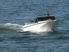 Продам лодку ока4 с мотором ямаха-50
