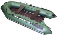 Лодка ПВХ Аква 2900 СK