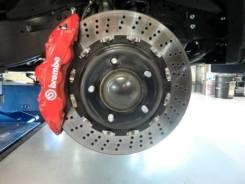 Тормозная Система Brembo 6POT+4POT LAND Cruiser 200 Lexus LX570 LX450D