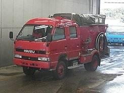 Isuzu, 1992