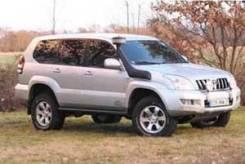 Шноркель Toyota Land Cruiser Prado 120 бензин-дизель/SsangYong Rexton