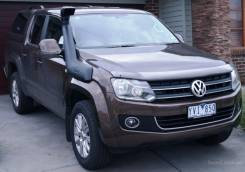 Шноркель Volkswagen Amarok-TDi400 Twin Turbo Intercooled  (2011-on)