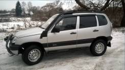 Шноркель. Chevrolet Niva, FAM1, 21236 Z18XE, BAZ2123