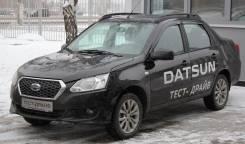 Дефлекторы окон (ветровики) Datsun ON-DO/MI-DO 14-