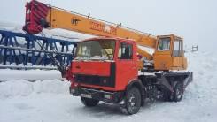 МАЗ ивановец КС-35714, 1993