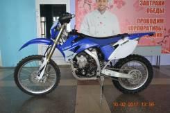 Yamaha WR 450 F, 2009