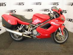 Ducati ST2, 2001