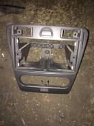 Рамка магнитолы Fusion / Фьюжен/Fiesta / Фиеста 2002+