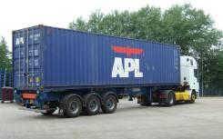 Доставка контейнеров по городу