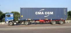 Доставка контейнеров в Усть-Камчатск