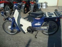 Honda Super Cub 50, 2010