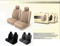 Штатные Чехлы из Экокожи Elegant для Lexus RX330,350,400 левый руль