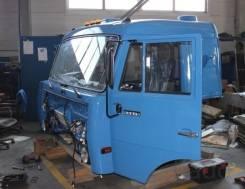 Осуществляем кузовной ремонт кабин грузовиков