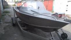 Продам лодку Wellboat 46M