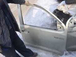 Дверь передняя правая Toyota Hilux до 2015г