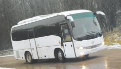 Higer KLQ6928Q. Туристический автобус Higer KLQ 6826Q (Евро 5), 29 мест, 29 мест