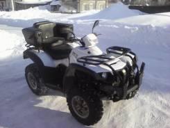 Polar Fox ATV600, 2012